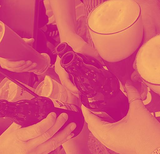Feierabendaustausch Biere