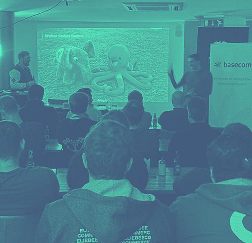 Symfony User Group Osnabrück Seminar mit Präsentation